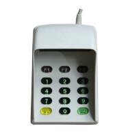 防窥密码小键盘USB接口语音密码键盘证券医保密码键盘usb链接带语言 USB接口
