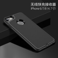 无线充电器 苹果手机壳iPhone6/6s/7/8plus手机通用车载无线充保护壳苹果8plus充