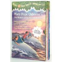 预售 Magic Tree House 进口英文原版儿童书 神奇树屋合集9-12