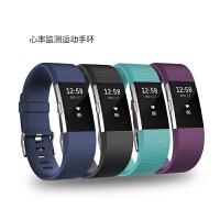 Fitbit Charge 2 智能手环运动蓝牙心率睡眠手表计步器苹果男女