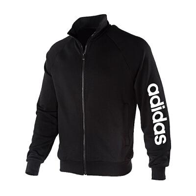 Adidas阿迪达斯男装 运动训练透气连帽夹克外套 CE8581运动训练透气连帽夹克外套