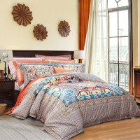 皮匹棉床上四件套纯棉全棉1.8m双人皮马棉床上用品被套