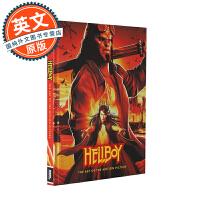 地狱男爵 电影艺术画册 设定集 英文原版 Hellboy: The Art of The Motion Picture 电影原设 样稿 花絮 进口书 精装全彩