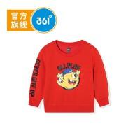 【超品日秒杀价:69】361度男童套头卫衣2020年春季新品 K51934302