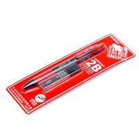 晨光0287考试套装 一支2B铅笔+1盒适用铅芯 孔庙祈福系列 两卡装