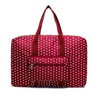 手提折叠旅行包收纳袋 装衣服的袋子旅游行李包整理袋防水