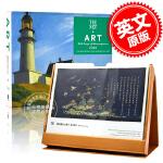 现货 艺术: 每天一幅杰作 2020年日历 大都会艺术博物馆 馆藏 英文原版 ART365 DAYS OF MASTE