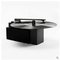 嘿哟HYM-DUO 潮品黑胶唱片机蓝牙音箱便携创意智能LP电唱机