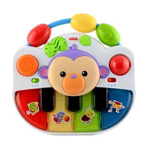 [当当自营]Fisher Price 费雪 探索成长小钢琴 婴儿玩具 BFH64