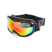 滑雪镜双层防雾球面男女户外运动可套近视偏光滑雪眼镜