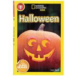 英文原版绘本 National Geographic Halloween 万圣节 美国国家地理 Level 1儿童科普