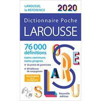 【预订】Larousse de poche 2020 (French) 9782035972750