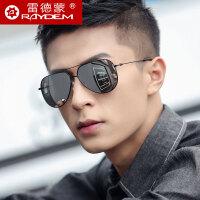 偏光太阳镜男士眼镜潮墨镜开车专用日夜两用眼睛防紫外线