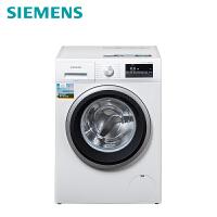 SIEMENS/西门子 全自动滚筒9公斤家用变频WM12P2609W洗衣机