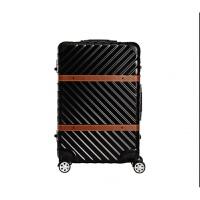 2018新款拉杆箱 复古铝框旅行箱登机箱24 26 商务电脑箱