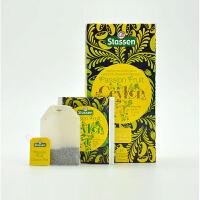 司迪生 百香果风味1.5g*25茶包/盒 斯里兰卡锡兰红茶袋泡茶