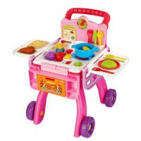Vtech伟易达厨房购物车过家家玩具女儿童玩具女孩套装手推车2-5岁