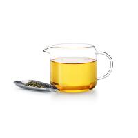 尚明加厚公道杯玻璃玻璃茶漏分茶器 高硼硅耐热玻璃茶海杯功夫茶具 CP11/300ML
