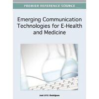 【预订】Emerging Communication Technologies for E-Health and Med