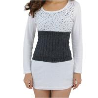 护腰带保暖神器羊绒暖宫羊毛男女士护胃保健护肚子腰托收腹带腰围