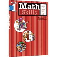 Harcourt Family Learning - Math Skills Grade 1 哈考特家庭辅导数学专项练习