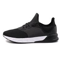 Adidas阿迪达斯男鞋 falcon elite黑武士运动跑步鞋 BA8166
