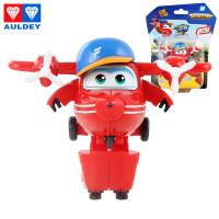 奥迪双钻超级飞侠玩具迷你变形机器人全套装小飞侠玩具 淘淘