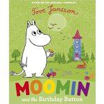 【预订】Moomin and the Birthday Button