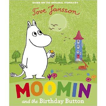 【预订】Moomin and the Birthday Button 预订商品,需要1-3个月发货,非质量问题不接受退换货。