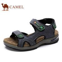 camel骆驼凉鞋 夏季新品 日常户外休闲男士凉鞋 露趾沙滩鞋男鞋