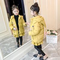 女童冬装冬季中大童儿童保暖儿童棉袄