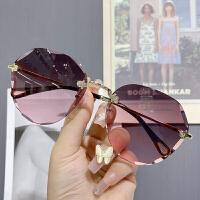 时尚太阳镜女 小脸太阳镜女士防紫外线大脸显瘦墨镜女