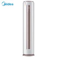 美的(Midea)3匹一级能效变频家用客厅圆柱式柜机空调 立式冷暖 KFR-72LW/BP3DN8Y-YH200(B1)