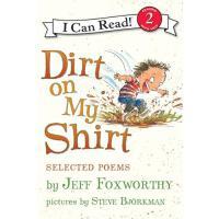 现货 英文原版 Dirt on My Shirt: Selected Poems 汪培�E**阶段