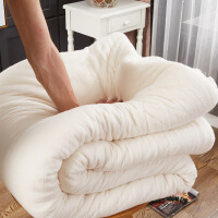 新疆棉被纯棉花被子冬被全棉春秋被芯棉絮床垫被褥棉胎
