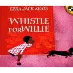 【预订】Whistle for Willie