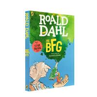 全店满300减100】The BFG 圆梦巨人 吹梦巨人 罗尔德・达尔 Roald Dahl 经典英文原版小说 青少年小