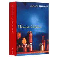 午夜之子 英文原版小说 Midnight's Children 午夜的孩子 布克奖 魔幻现实主义巨作 萨尔曼拉什迪Sal