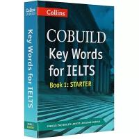 柯林斯雅思英语关键词汇1Key Words for IELTS 初级 英文原版 华研原版