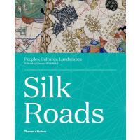 正版 Silk Roads: Peoples, Cultures, Landscapes 丝绸之路:人民、文化、风景 英