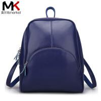 莫尔克(MERKEL)包包2018新款潮女夏时尚背包小清新双肩包女韩版潮学院风两用女包