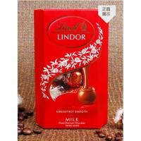 [当当自营] 瑞士进口 瑞士莲 软心牛奶巧克力 10粒分享装120g
