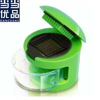当当优品 创意厨房用品树脂塑料蒜泥器 捣蒜器 压蒜器