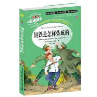 钢铁是怎样炼成的人生必读书彩图版3-5-6年级8-10-12岁儿童书籍中外名著青少年经典小说文学