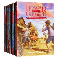 英文原版 棚车少年131-135册套装 The Boxcar Children Mysteries Books 进口英语