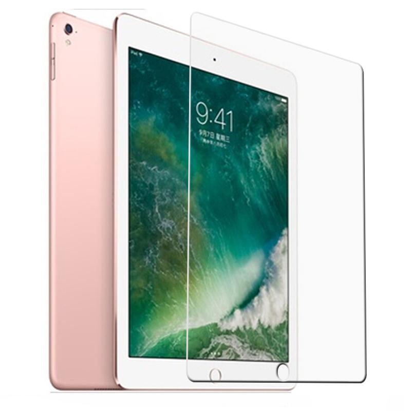 2017新款iPad保护膜A1822贴膜苹果平板9.7寸版newiPad7屏幕高清膜 ipad 2017/2018 9.7 高清膜——非