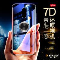 OP R17手机壳0p0pr17oppo硅胶软opoor17透明popr17创意0pp0 +钢化膜