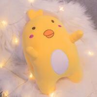 卡通毛绒玩具冬季暖手抱枕 可爱动物插手捂办公室午睡枕头生日礼物