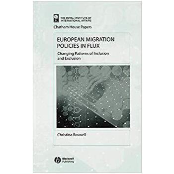 【预订】European Migration Policies in Flux 9781405102957 美国库房发货,通常付款后3-5周到货!
