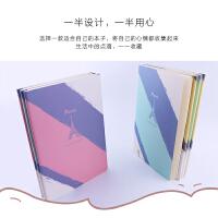 晨光16K时尚缝线本48页(恋上远方)APYFC847颜色随机当当自营